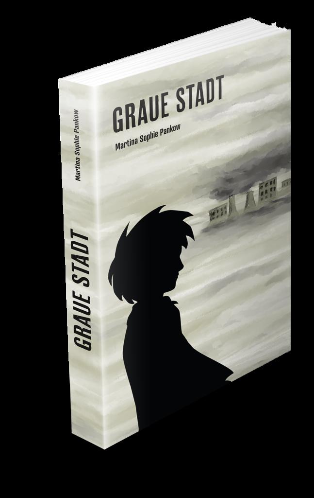 """Modell Buch """"Graue Stadt"""
